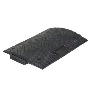 Verkeersdrempel standaardelement 400x500x50mm zwart